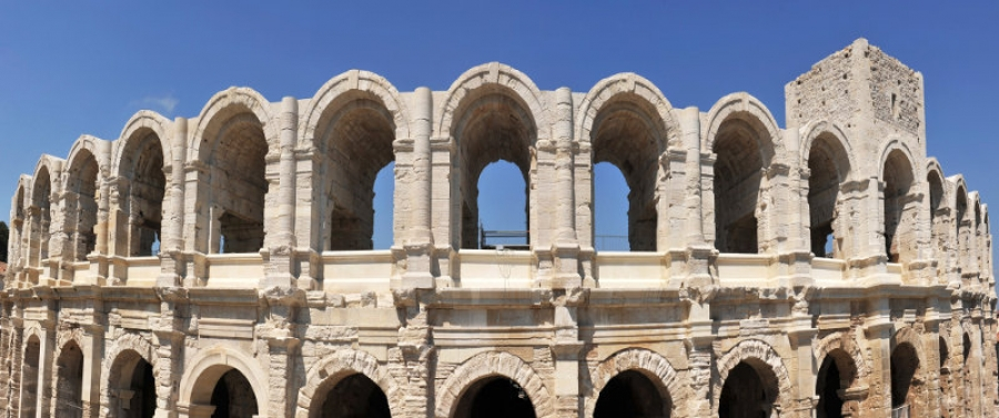 Arena, amphitheater of Arles