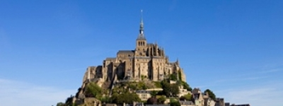 The Abbey of Mont Saint Michel