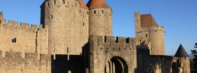 Fortifications of the medieval city of Carcassonne