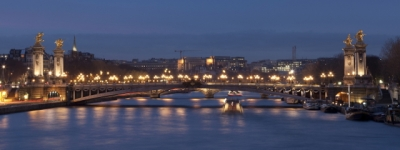 The Bridges of Paris