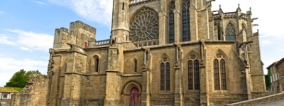 Saint Nazaire and Saint Celse Basilica
