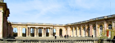 The Grand Trianon of Versailles